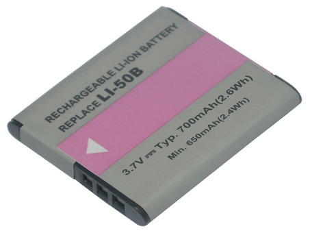 Digital Camera Battery for OLYMPUS LI-50B