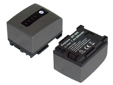 Camcorder Battery for CANON BP-809 (Li-ion 7.4V 890mAh)